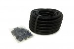 25MM CONTRACTOR PACK BLACK POLYPROP