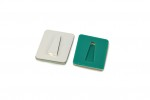SELF ADHESIVE CLIP 4MM