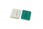 SELF ADHESIVE CLIP 8MM